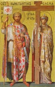Св Константин и Елена